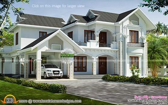 Kerala dream home