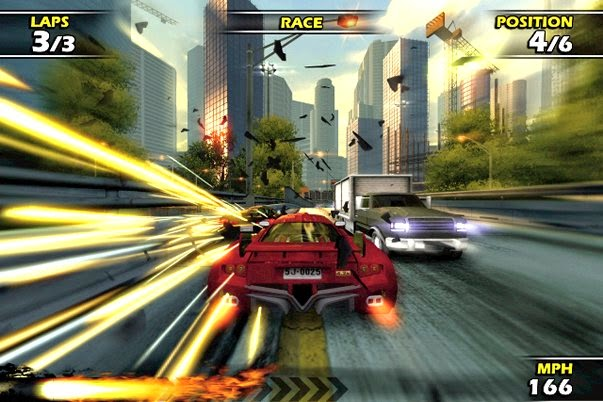 burnout revenge pc rar free download