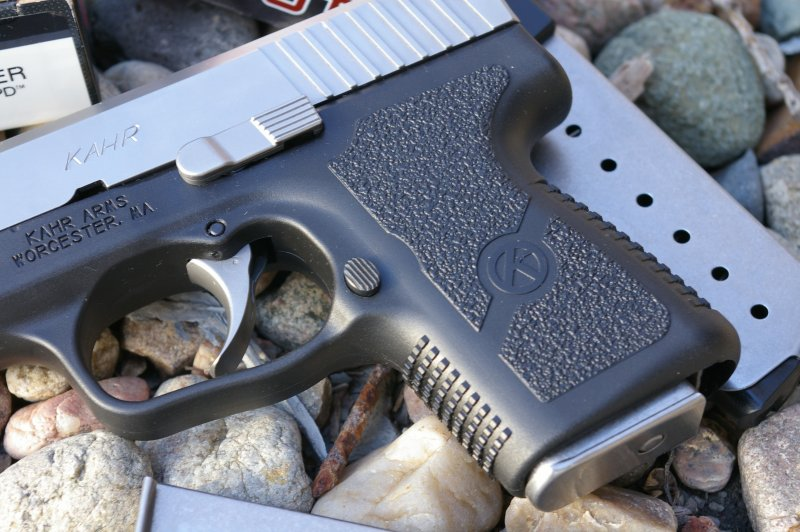 Shooting Illustrated   Review: Kahr CM9 Pistol