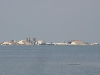 Salt Factory - Delta de L'Ebre - Sant Carles de La Rápita
