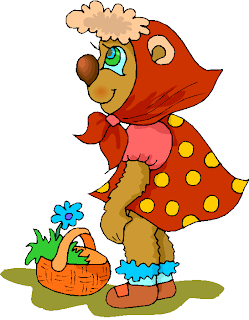 Cute Bear Fantasy Clipart
