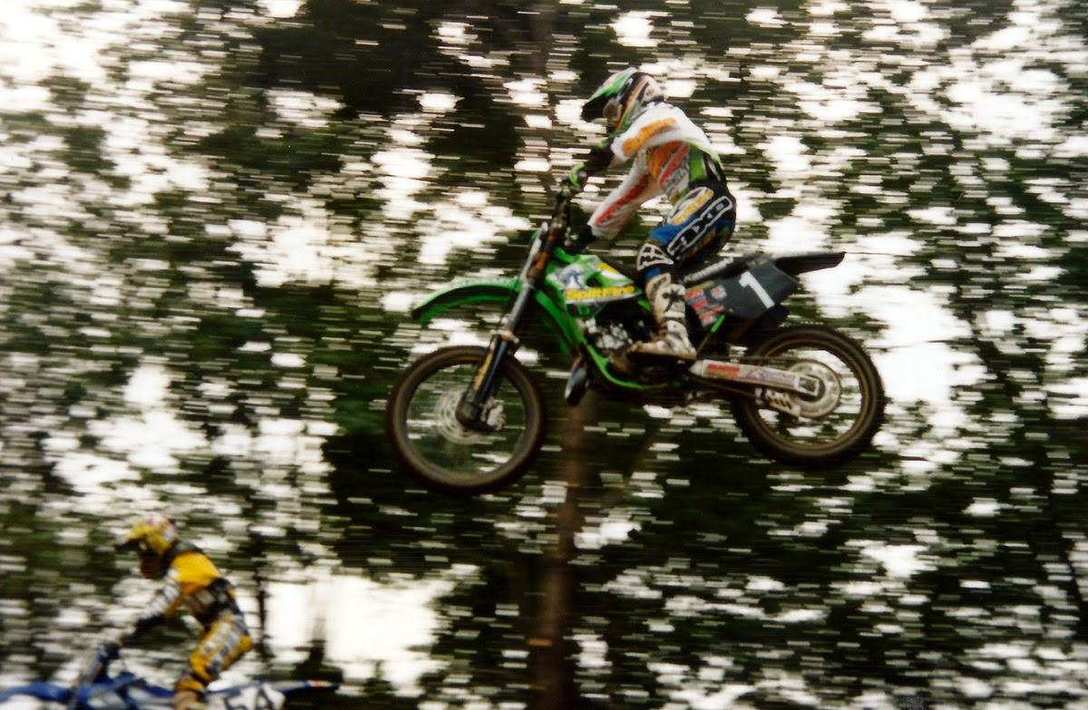 Ricky Carmichael Broome Tioga 1998