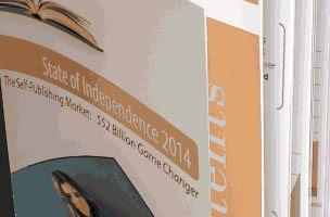 """Доклад за самостоятелното книгоиздаване през 2014 г. на """"New Publisher House"""""""