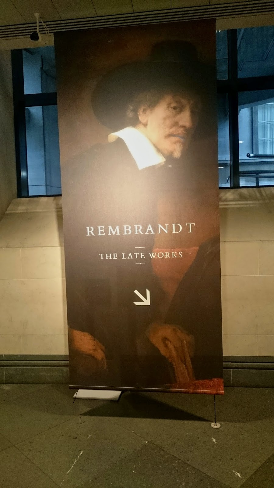 Rembrandt exhibition National Gallery