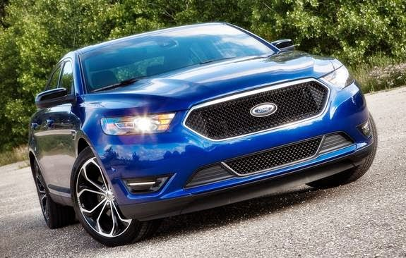 2013 Ford Taurus SHO Performance Package Review
