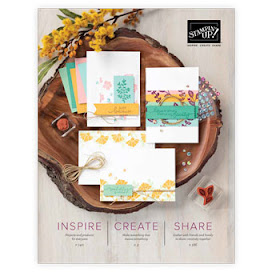 Stampin' Up! 2020/2021 Ideas Book and Catalogue