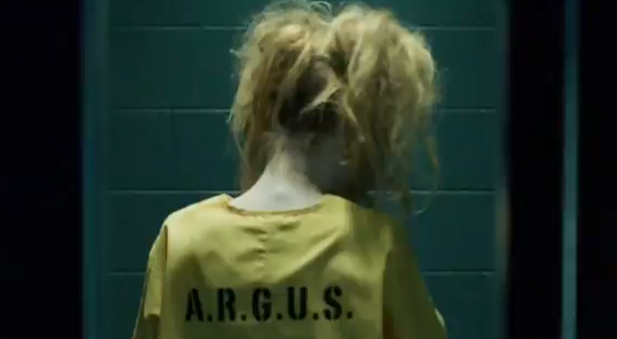 Arrow ARGUS Harley Quinn Suicide Squad TV spinoff