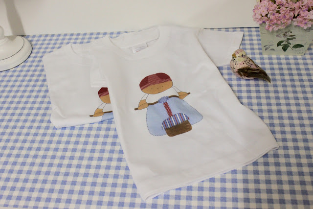 Camiseta-infantil-niño-vespa