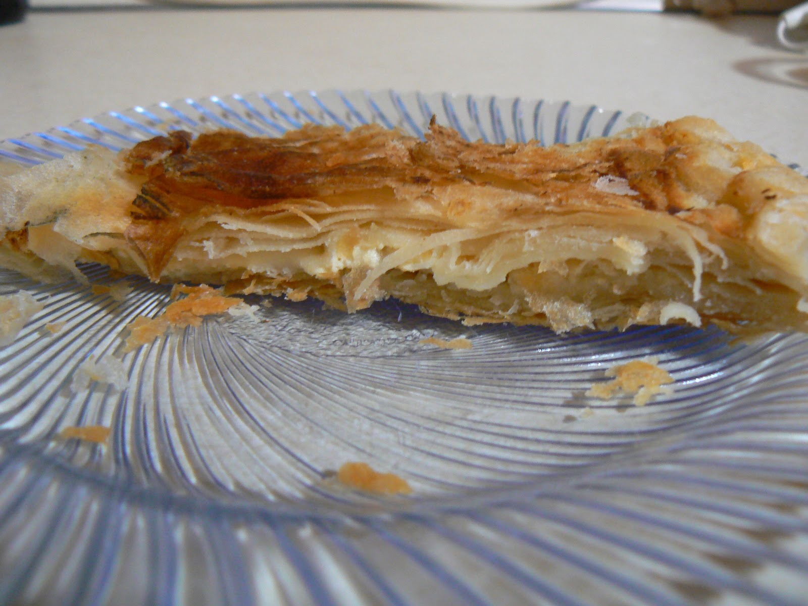 Mangolu Milföy Tatlısı Tarifi