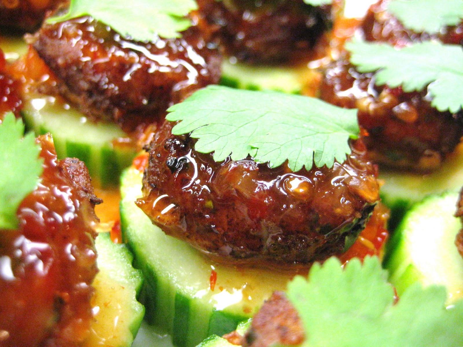 how to eat mini cucumbers