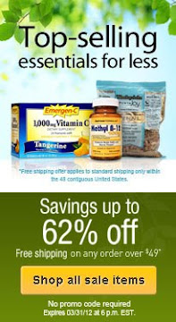 VITACOST- Sign Up and Get $10 Off Your Order!
