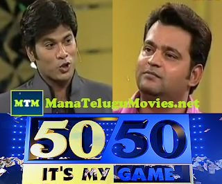 Omkar's 50-50 Game Show with TV Actor Prabhakar -22nd Jun