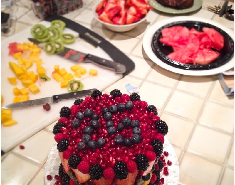 Weston Fruit Cake
