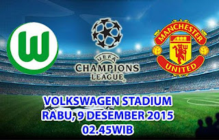 Preview Wolfsburg vs Manchester United: Delapan Pemain Absen