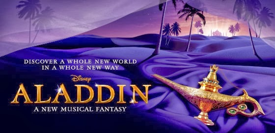 The Road to Broadway and Beyond Disney Aladdin: A Whole New World