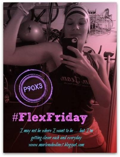 Flex friday, P90X3, Flex, Train,