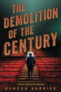 the demolition of the century cover