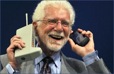 مخترع الهاتف الجوال مستر كوبر