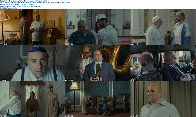 The Infidel DVDRip Español Latino Descargar 1 Link [2010]