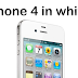 White iPhone 4 in Malaysia