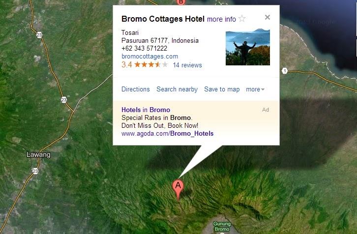 Bromo Cottages, Tosari, Pasuruan ~ Paket wisata gunung bromo dan kawah ijen