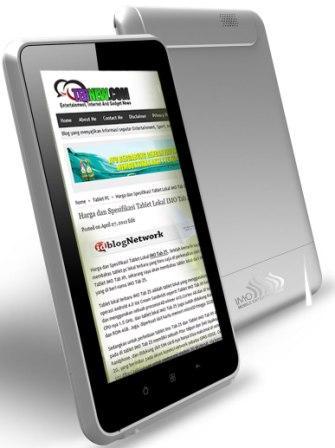 Harga Tablet Imo Z5, Android Murah 1 Jutaan Fitur Lengkap