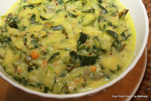 Creamy Zucchini Curry