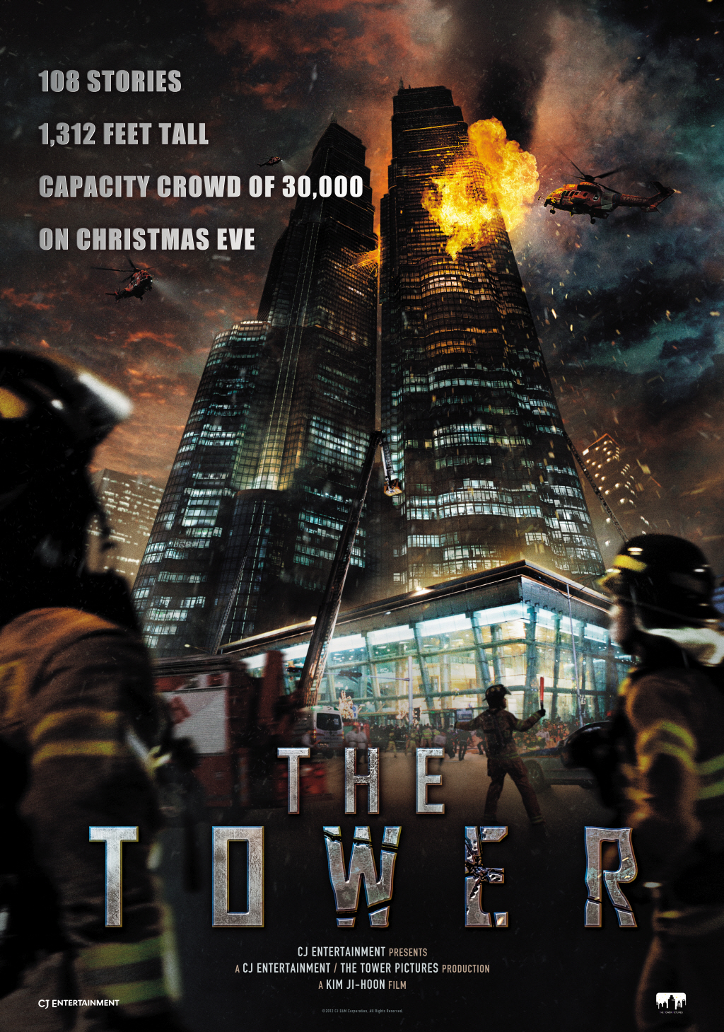 Download The Tower – DVDRip AVI + RMVB Legendado