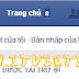 Hướng dẫn viết Status Facebook chữ to