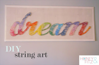 DIY String Art Instructable