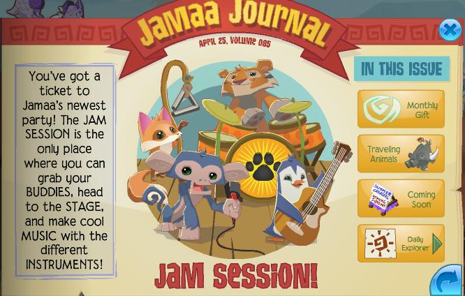 Jam Session - Kangaroo / Isle Of Love