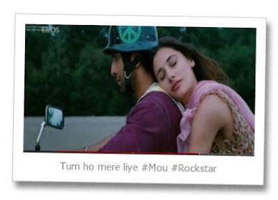 Ranbir Rockstar - Tum Ho
