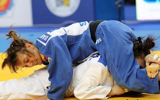 JUDO-Oiana Blanco acaba el año con una plata