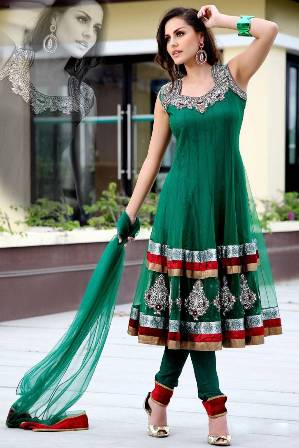 Beautiful-Net-Embroidered-Anarkali-Frock