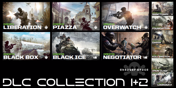 CoD Modern Warfare 3 DLC Collection 1&2