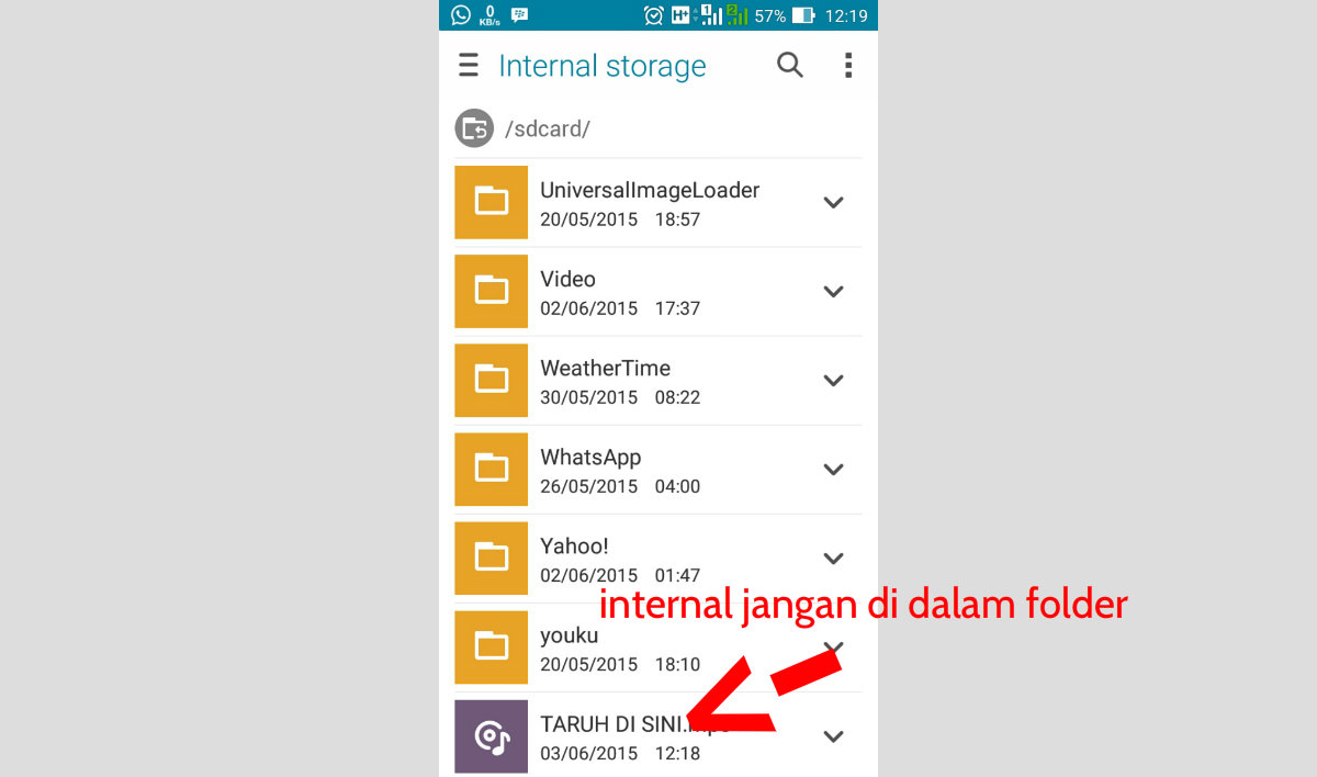 Cara Mudah Update / Upgrade Android Lollipop untuk ASUS Zenfone 4, 5 & 6 Versi TW dan WW
