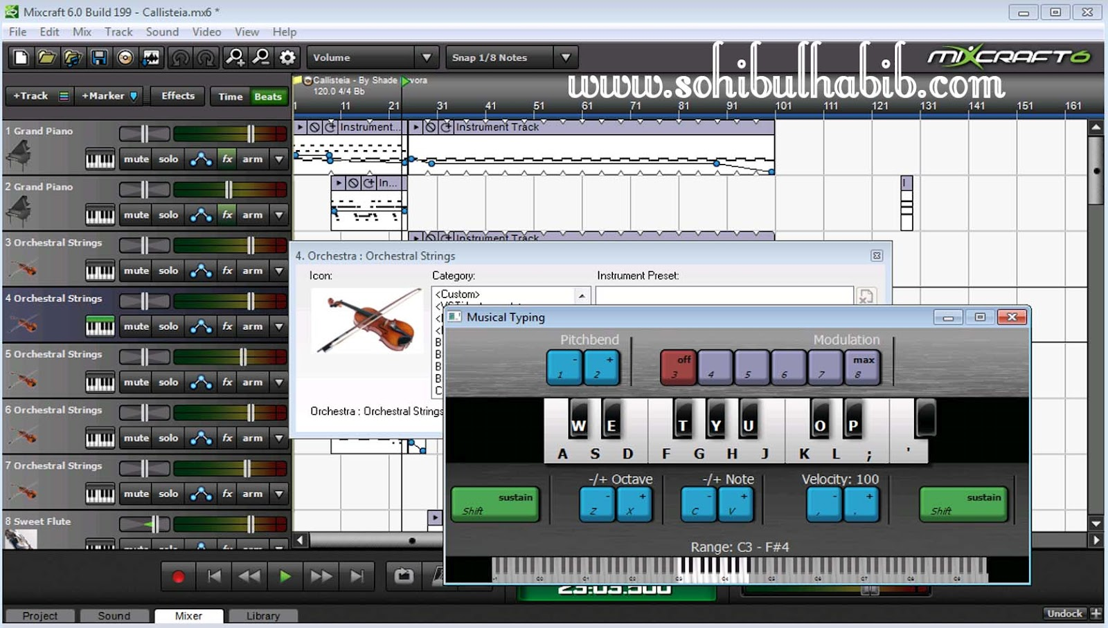 acoustica mixcraft 6 serial number