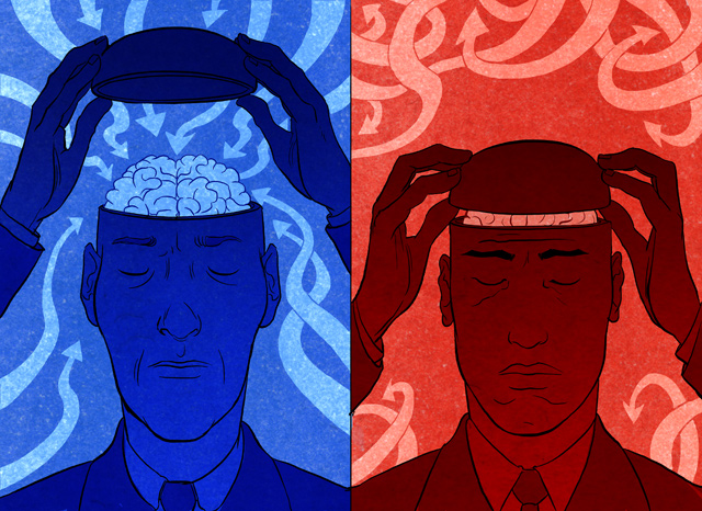 Doctor Ojiplático. Ilustración | Illustration. Koren Shadmi