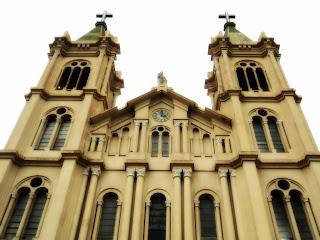 Catedral de Uruguaiana: Construção Neoclássica