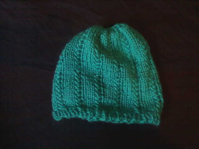 Knitting A Hat In The Round With Double Pointed Needles : Alli san hat