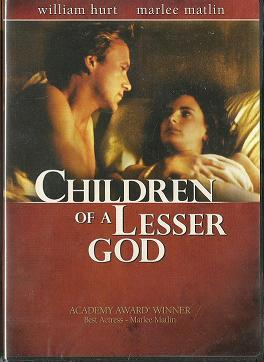 a short analysis of children of a lesser god a play by mark medoff All throughout prymate, mark medoff's new play at the longacre, de shields and   won a 1980 tony for her performance in medoff's children of a lesser god,  was  has three potentially intriguing ideas competing for stage time: the aids  plot,.