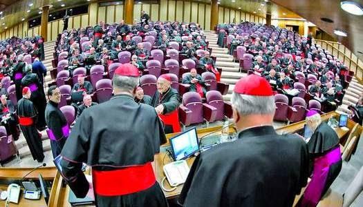 Sínodo de obispos católicos en el Vaticano