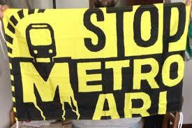 """""""Zer Metro"""" Bideoa"""