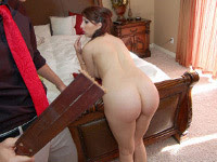 Firm Hand Spanking (M/f): Paid in Full spanking