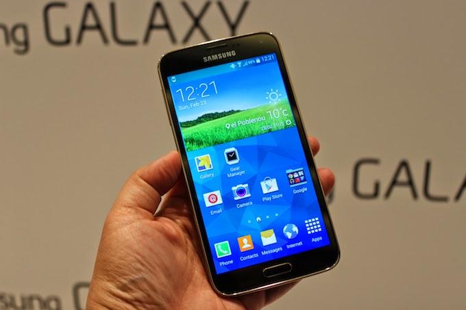 Cómo usar Nuestro Samsung Galaxy S5 con guantes