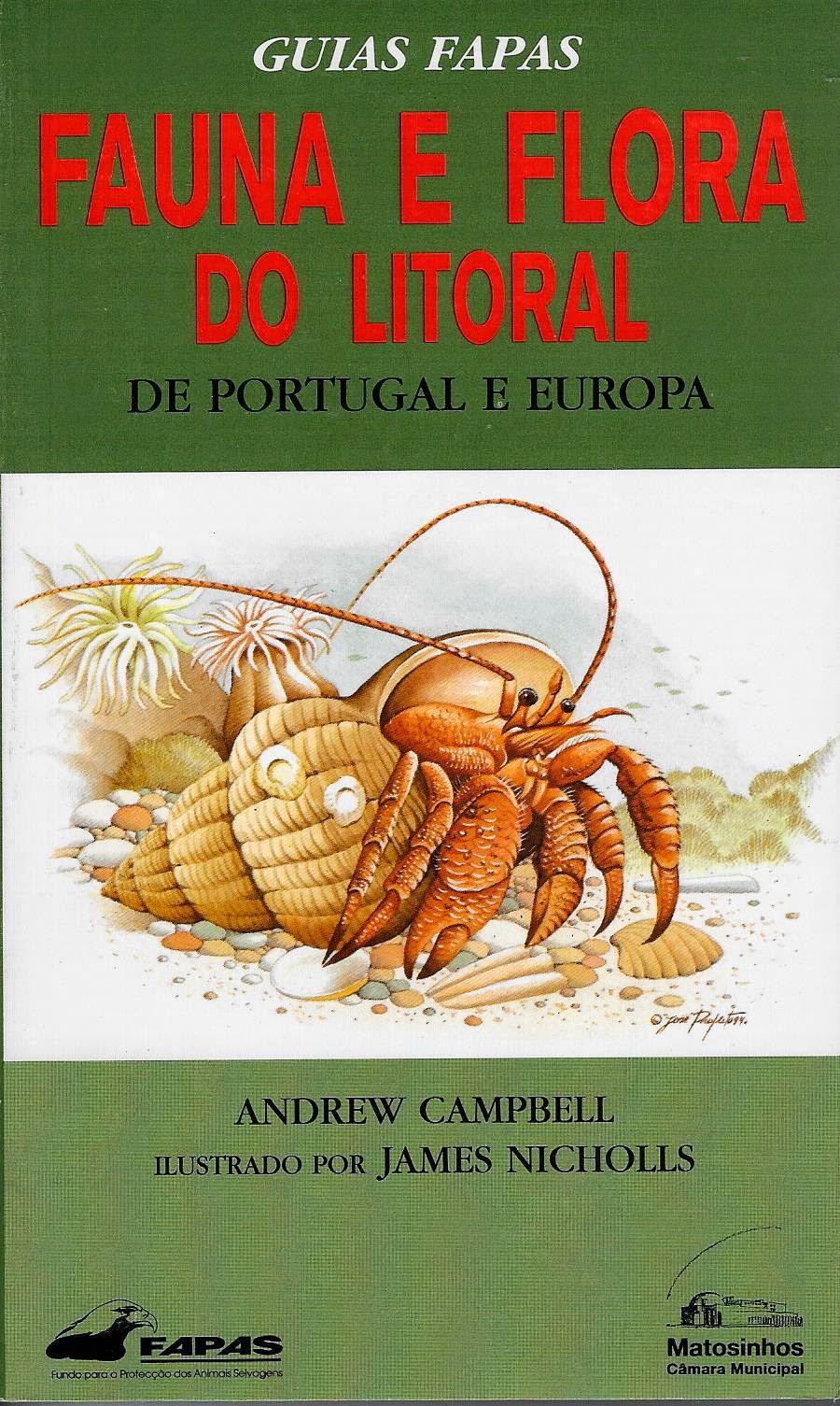 Fauna e Flora do Litoral de Portugal e Europa