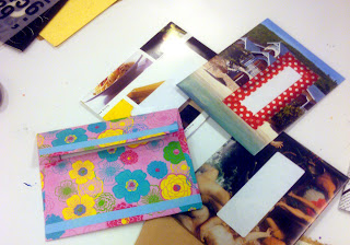 mail art by Other Melissa at the craftgasm artisphere workshop