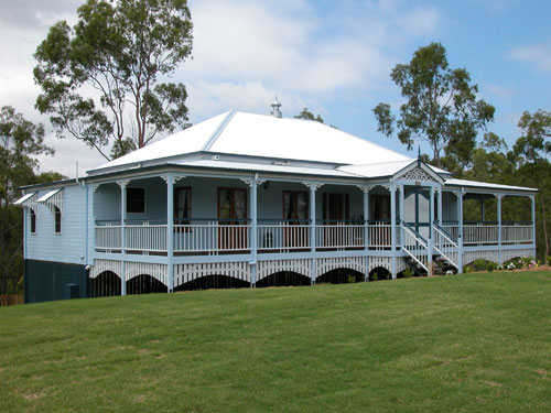 Queenslander House Style