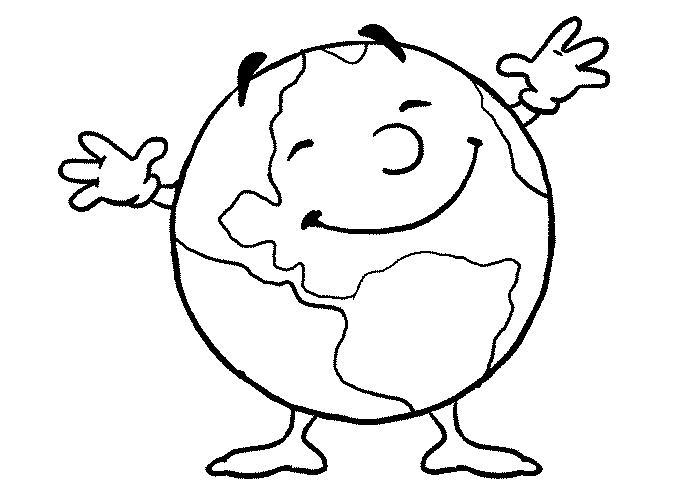 Maestra de Primaria: El planeta Tierra. El planeta azul. Dibujos ...