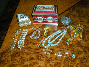 Estate Sale Vintage Jewelry